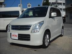 沖縄の中古車 スズキ ワゴンR 車両価格 29万円 リ済込 平成21年 13.0万K パールホワイト