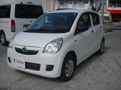 沖縄の中古車 ダイハツ ミラ 車両価格 33万円 リ済込 平成24年 3.2万K ホワイト