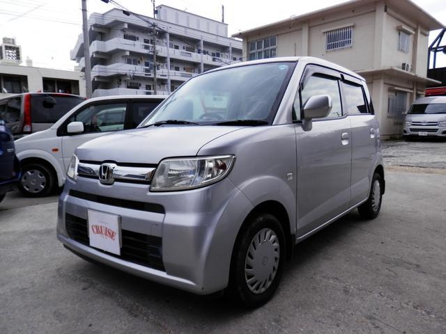沖縄の中古車 ホンダ ゼスト 車両価格 24万円 リ済込 平成19年 10.3万km シルバーM