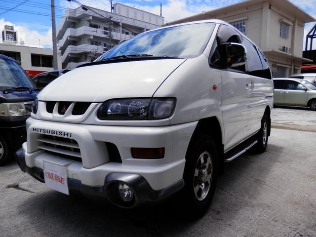 沖縄県の中古車ならデリカスペースギア シャモニー