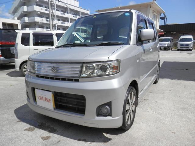 沖縄の中古車 スズキ ワゴンR 車両価格 25万円 リ済込 2007(平成19)年 10.8万km シルバーM