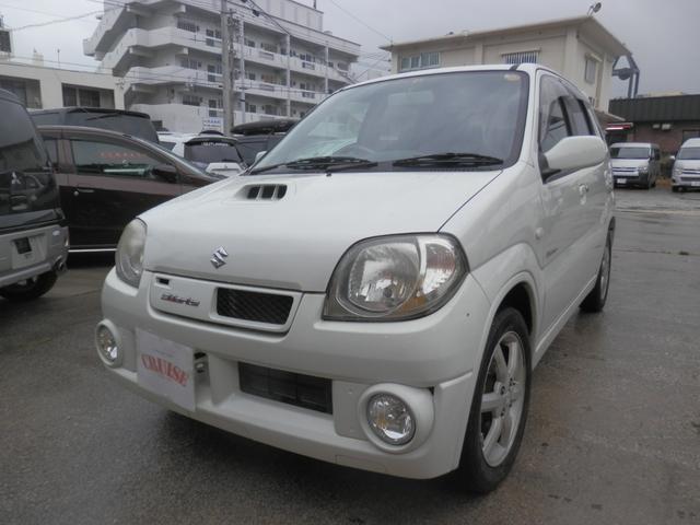 「スズキ」「Keiワークス」「コンパクトカー」「沖縄県」の中古車
