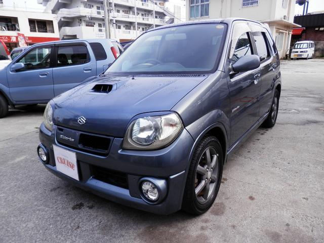 沖縄県の中古車ならKeiワークス ベースグレード