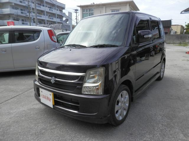 沖縄県の中古車ならワゴンR FX-Sリミテット