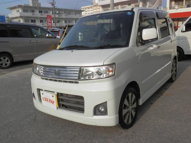 沖縄県那覇市の中古車ならワゴンR スティングレーX