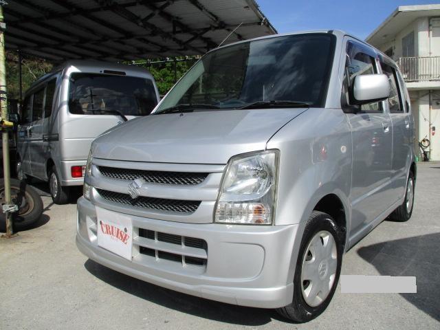 沖縄県南城市の中古車ならワゴンR
