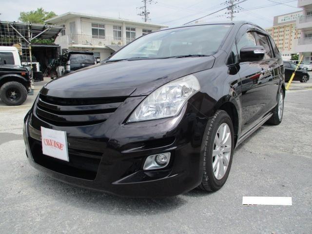 沖縄の中古車 マツダ MPV 車両価格 35万円 リ済込 2007(平成19)年 11.6万km パープルM