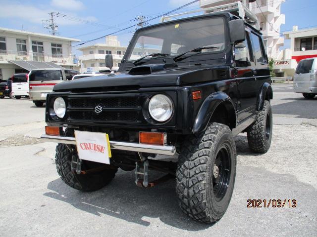 沖縄県南城市の中古車ならジムニー HC