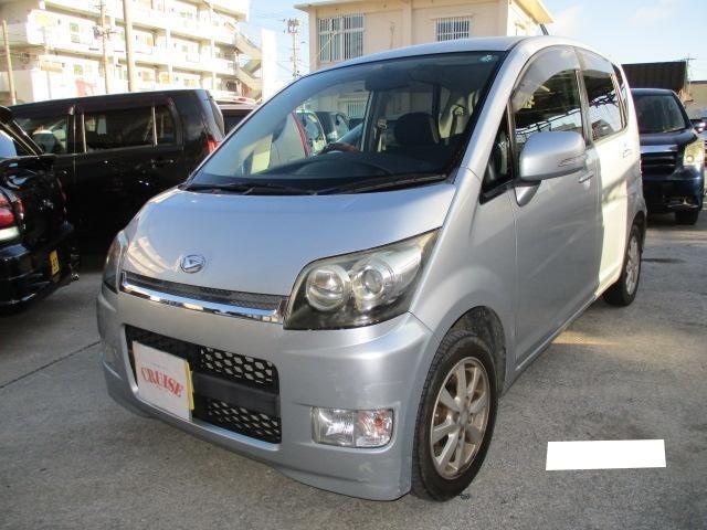 沖縄県浦添市の中古車ならムーヴ カスタム Xリミテッド