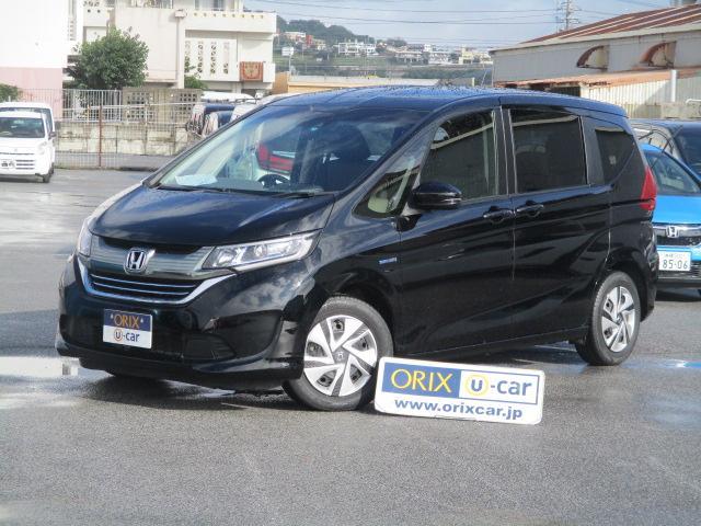 沖縄県の中古車ならフリードハイブリッド ハイブリッド・Gホンダセンシング