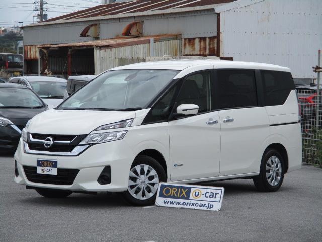 沖縄県の中古車ならセレナ X Vセレクション