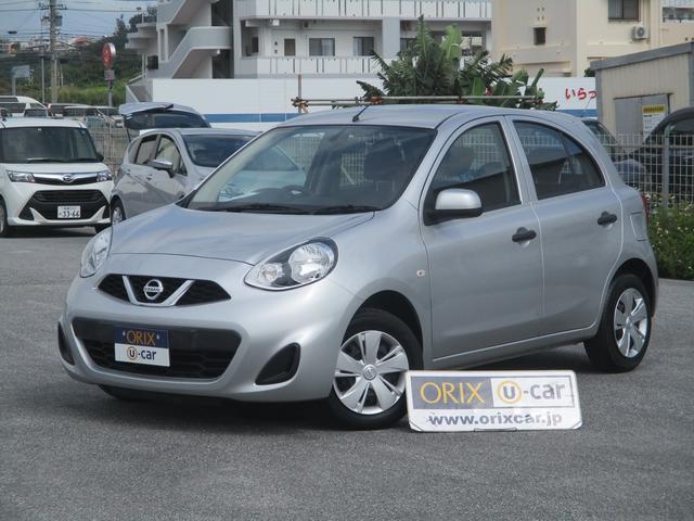 沖縄県の中古車ならマーチ S