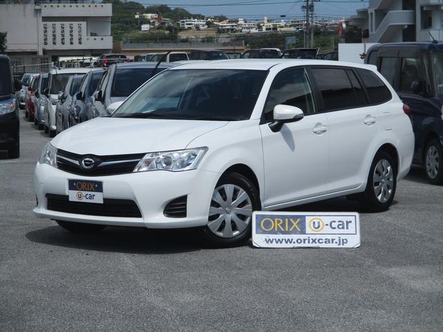 沖縄県の中古車ならカローラフィールダー 1.5G