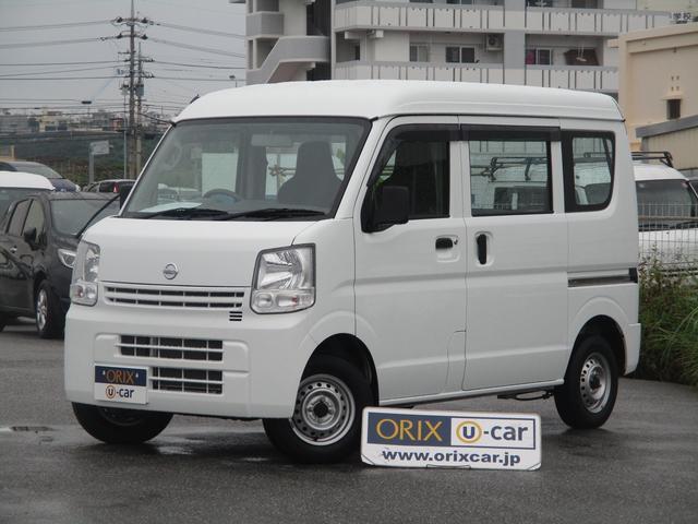 NV100クリッパーバン(沖縄 中古車) 色:スペリアホワイト 価格:74.1万円 年式:2016(平成28)年 走行距離:3.6万km