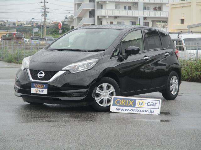 沖縄県の中古車ならノート X