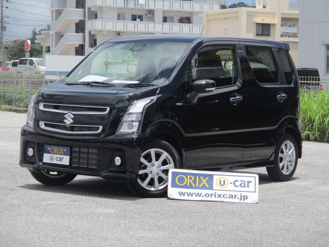 沖縄県の中古車ならワゴンRスティングレー ハイブリッドX