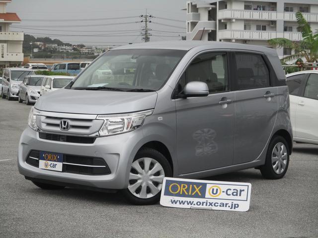 沖縄県の中古車ならN-WGN G