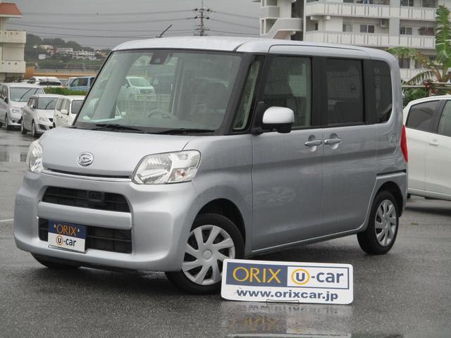 沖縄県の中古車ならタント X SAII