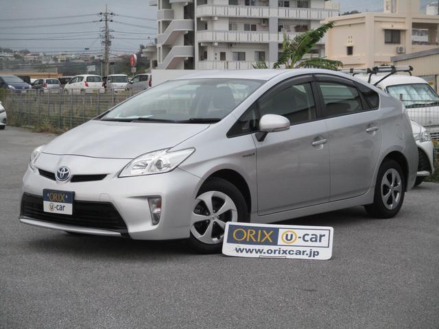 沖縄県の中古車ならプリウス L