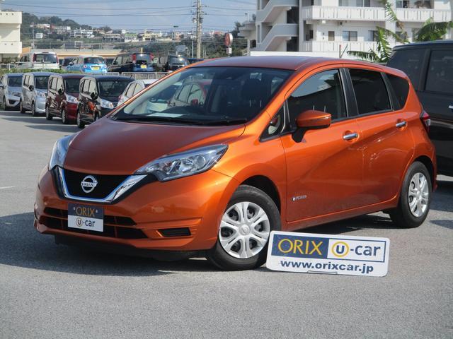 沖縄県の中古車ならノート e-パワー X