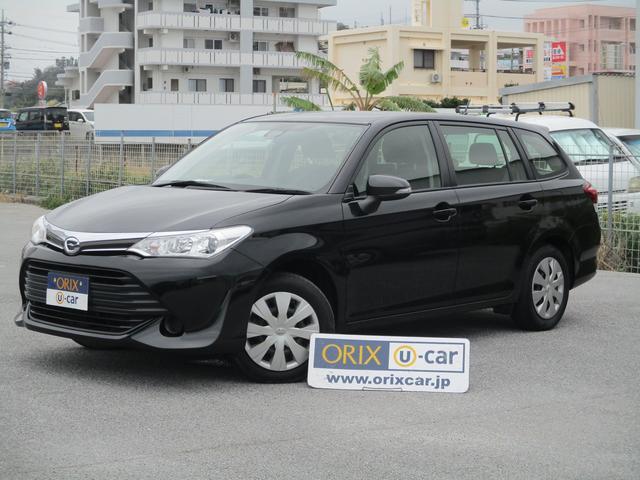 沖縄県の中古車ならカローラフィールダー 1.5X
