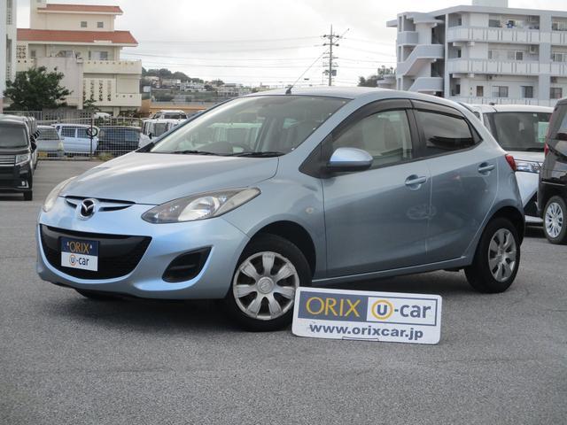 沖縄県の中古車ならデミオ 13C-V スマートエディション