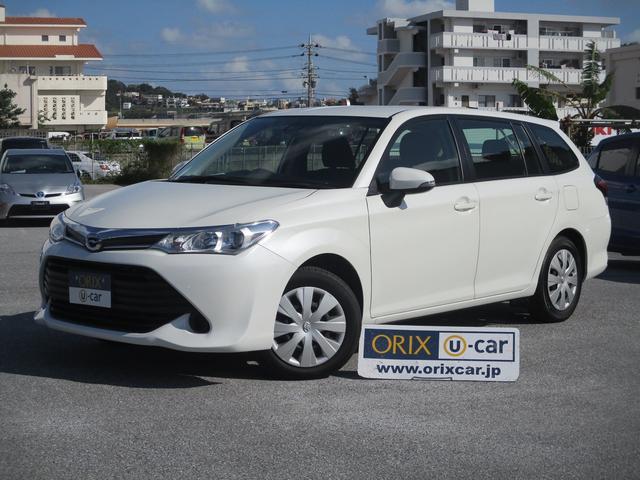 沖縄県那覇市の中古車ならカローラフィールダー 1.5X