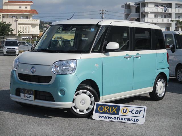 沖縄県那覇市の中古車ならムーヴキャンバス X SAIII