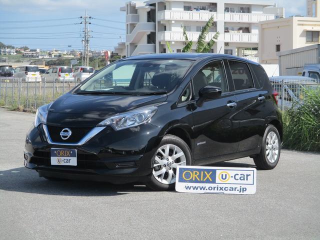 沖縄県那覇市の中古車ならノート e-パワー X