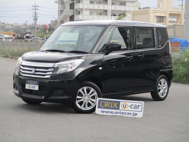 沖縄県の中古車ならソリオ Sセレクション