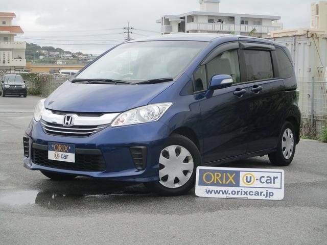 沖縄県の中古車ならフリード G ジャストセレクション