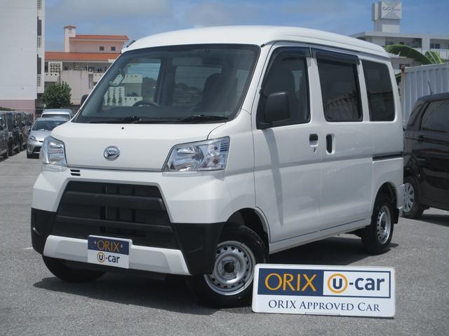 沖縄県那覇市の中古車ならハイゼットカーゴ DX ハイルーフ