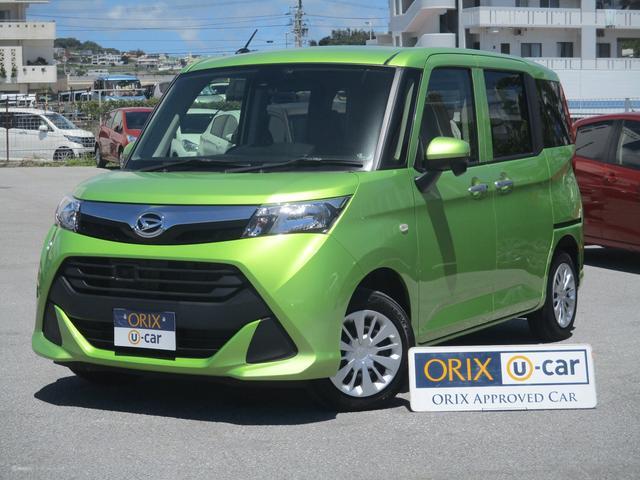 沖縄県那覇市の中古車ならトール X SAII