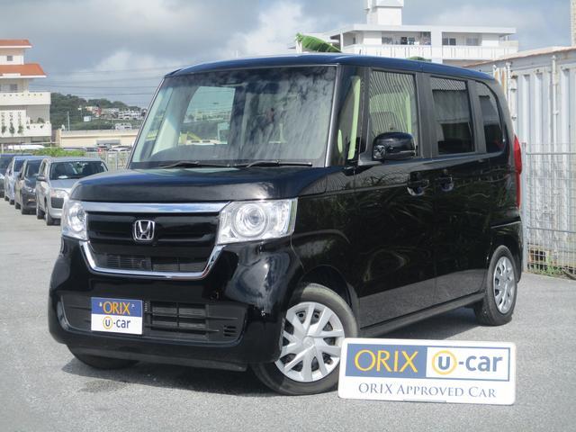 沖縄県那覇市の中古車ならN-BOX G・Lホンダセンシング
