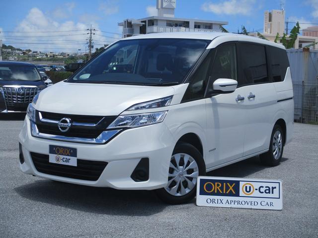 沖縄県の中古車ならセレナ X