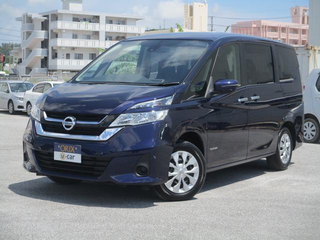 沖縄県の中古車ならセレナ X VセレクションII