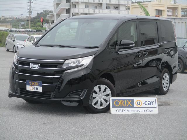 沖縄県の中古車ならノア X