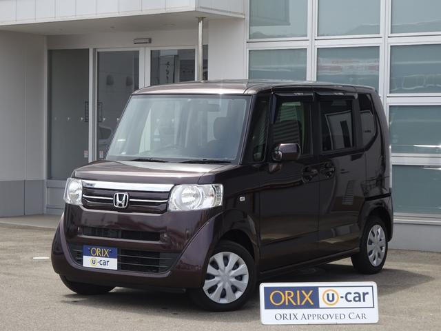 沖縄県那覇市の中古車ならN-BOX G