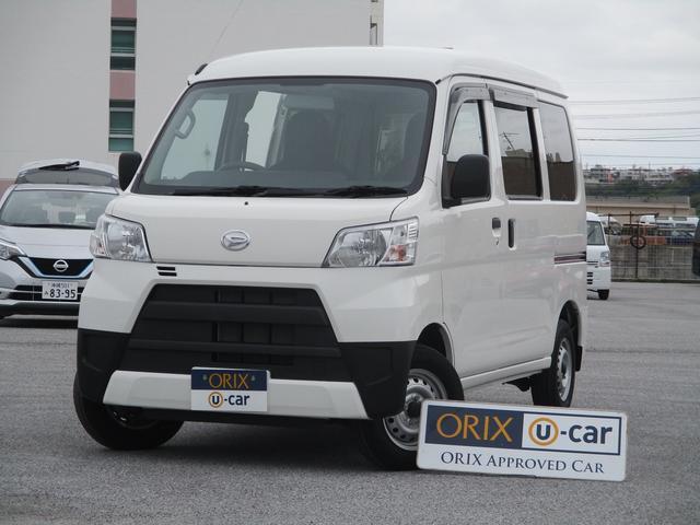 沖縄県那覇市の中古車ならハイゼットカーゴ DX