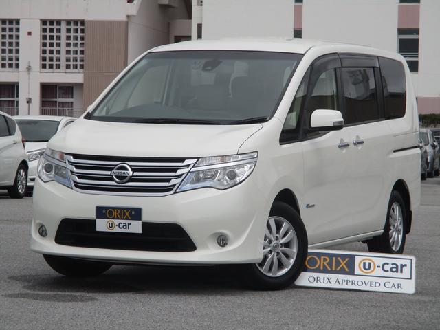 沖縄県の中古車ならセレナ 20G S-ハイブリッド