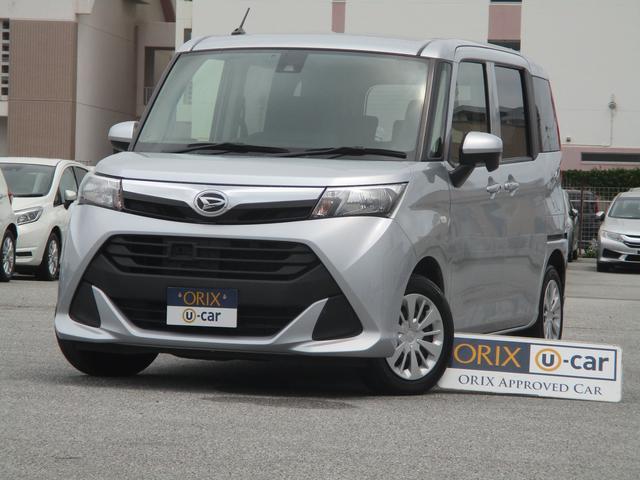 沖縄県の中古車ならトール X SAII