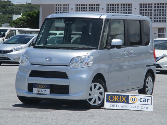 沖縄県那覇市の中古車ならタント X SAIII