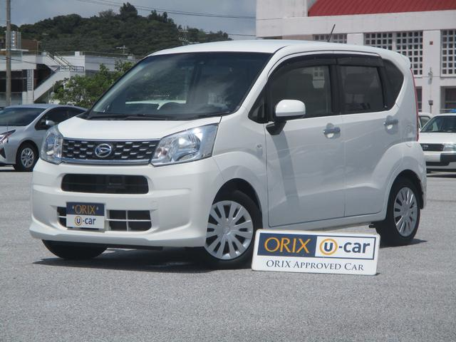 沖縄県那覇市の中古車ならムーヴ L SAII