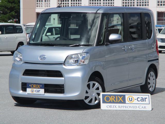 沖縄県の中古車ならタント XリミテッドSAIII