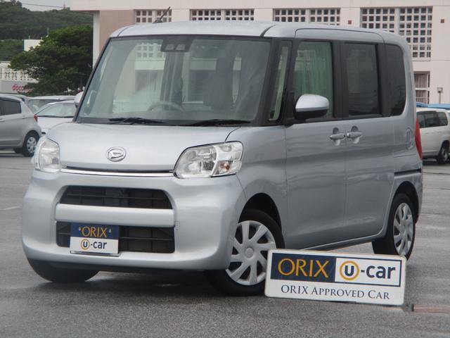 沖縄県那覇市の中古車ならタント XリミテッドSAIII