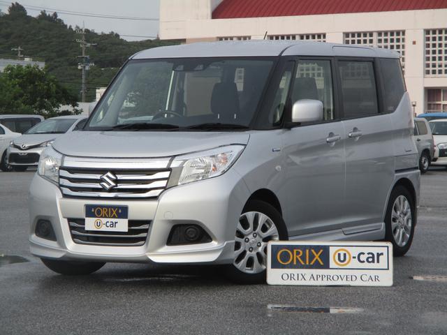 沖縄県の中古車ならソリオ ハイブリッドMX