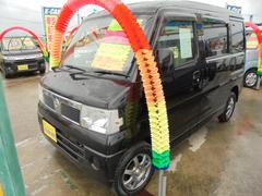 沖縄の中古車 日産 クリッパーリオ 車両価格 55万円 リ済別 平成21年 7.6万K ブラック