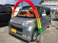 沖縄の中古車 ダイハツ タント 車両価格 69万円 リ済込 平成22年 6.9万K シルバー