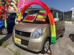 沖縄の中古車 スズキ パレット 車両価格 67万円 リ済込 平成24年 6.1万K シャンパンゴールド
