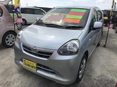 沖縄の中古車 ダイハツ ミライース 車両価格 49万円 リ済込 平成25年 7.0万K シルバー